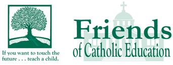 Friends of Catholic Education, Logo